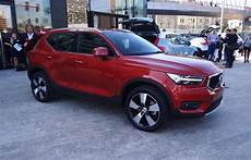 volvo cx40 2019 2019 volvo xc40 small suv to become brand s electric car