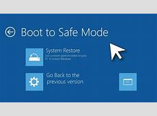 4 Ways to Boot to Safe Mode in Windows 10   YouTube