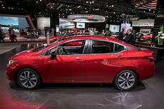 nissan versa sedan 2020 2020 nissan versa a small car with big room news