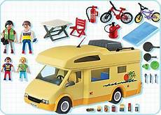 famille cing car 3647 a playmobil 174