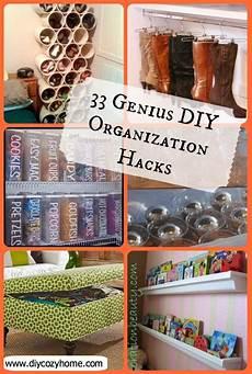diy projects organizing 33 genius diy organization hacks diy organization