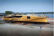 luxury charter yacht palmer johnson yachts golden 48m