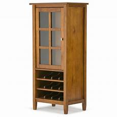 max 12 bottle solid wood 23 inch wide