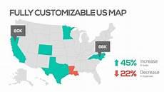 Us Map Template Powerpoint Plexkits Powerpoint Template Marketa