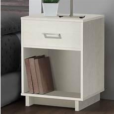 chicopee wood 1 drawer nightstand nightstand drawers
