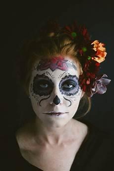dia de los muertos makeup say yes