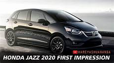honda new jazz 2020 honda jazz 2020 impression indonesia carvlog 17