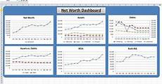 Net Worth Excel Net Worth Tracking Is My Favorite Thousandaire