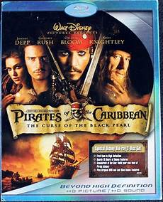 Pirates Of The Caribbean The Curse Of The Black Pearl On
