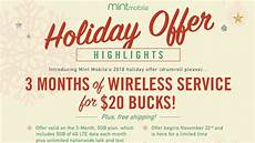 3 mobile deal deal mint mobile offers three months of service for 20