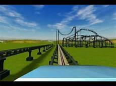 Rock N Roll Roller Coaster Lights On Rock N Roller Coaster Preview Youtube