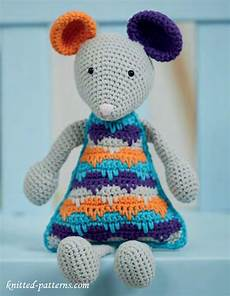 crochet mouse pattern free