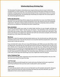 Writing A Scholarship Essay Excellent Writing A Scholarship Essay Thatsnotus