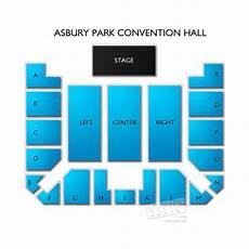 Paramount Asbury Park Seating Chart Asbury Park Convention Hall Seating Chart Vivid Seats