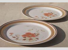vintage Hearthside Japan stoneware dishes, retro Water