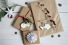 weihnachtsgeschenke schlicht verpacken ideen lavendelblog