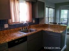 kitchen countertops without backsplash tile removal 101 remove the tile backsplash without