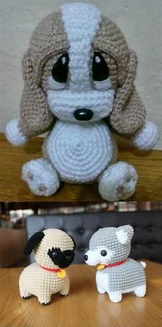 amigurumi dog amigurumi free pattern