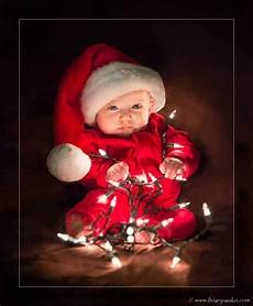 Baby Wrapped In Christmas Lights Photo All Wrapped Up Brian Pasko Photography