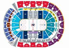 Nationwide Blue Jackets Seating Chart Columbus Blue Jackets Powered By Spinzo