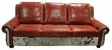 Cowhide Sofa Png Image by Rustic Cowhide Sofas Rustic Sofas Rustic Couches