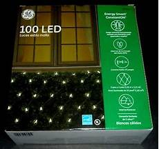 Ge Energy Smart Led Net Lights Ge Energy Smart Constanton 100 Led Net Style Lights Warm