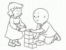 Ausmalbilder Conni Gratis Caillou Coloring Pages Best Coloring Pages For