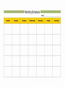Work Shift Calendar Template 3 Shift Calendar Templates Pdf Free Amp Premium Templates
