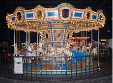 hello i just got this chance carousel in it has never