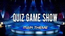 Free Game Show Music Quiz Game Show Music Pack 3 Youtube