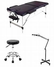 3pc eyelash extension furniture kit lash bed