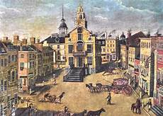 Colonial Society In The 1700s By Miles Hodges