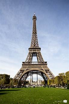 Eiffel Towering Heading Up The Eiffel Tower In Paris France Tips Before