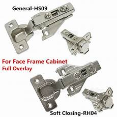 frame kitchen cabinet door hinges clip on soft