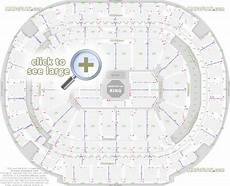 Wwe Dallas Seating Chart American Airlines Center Dallas Seat Numbers Detailed