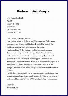 Business Letter Template Word 2010 Free Business Letter Template In Word Doc Amp Pdf Format