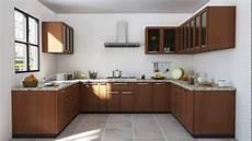 Design U Indian Modular Kitchen Design U Shape Youtube