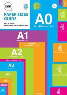 Paper Chart Paper Sizes Chart Standard Dimensions Cq Print