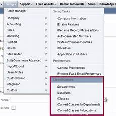 Netsuite Chart Of Accounts Example Simplify Your Chart Of Accounts And Financial Reports With