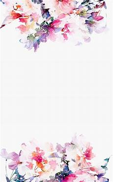 Watercolor Flower Wallpaper Iphone by Flower Watercolor Everything Iphone