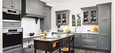 Grey Kitchens The Psychology Of Why Gray Kitchen Cabinets Are So Popular