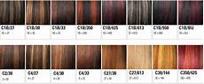 Boss Weave Color Chart The Outre Color Chart Color Chart Vibrant Hair Colors
