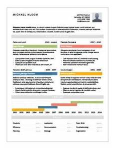 Hloom Templates 17 Infographic Resume Templates Free Download Hloom