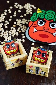 Setsubun Mask Setsubun The Japanese Bean Throwing Festival Just One