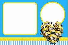 minion clipart frame minion frame transparent free for