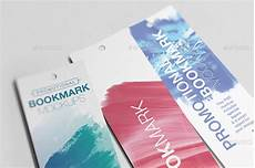 Promotional Bookmarks Promotional Bookmark Mockups By Wutip Graphicriver