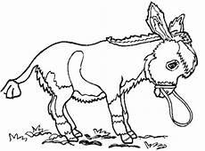 Malvorlage Esel Einfach Ausmalbilder Zum Drucken Malvorlage Esel Kostenlos 1