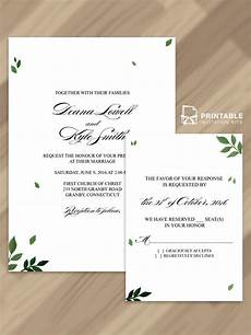 Printable Invitations At Home 206 Best Images About Wedding Invitation Templates Free