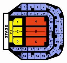 Bell Auditorium Seating Chart Ticket Solutions