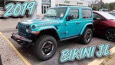 2019 jeep paint colors 2019 jl wrangler walkaround